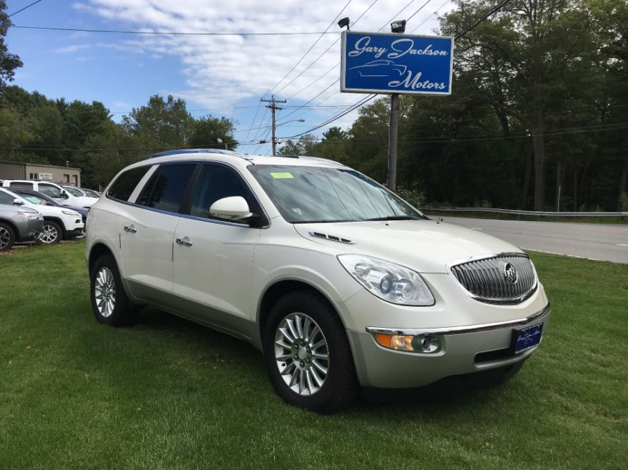 Used 2012 Buick Enclave in Charlton, Massachusetts | Gary Jackson Motors. Charlton, Massachusetts