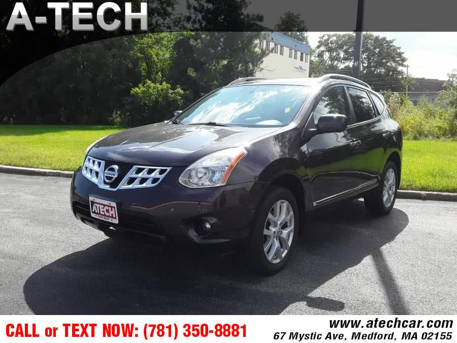 Used 2013 Nissan Rogue in Medford, Massachusetts | A-Tech. Medford, Massachusetts