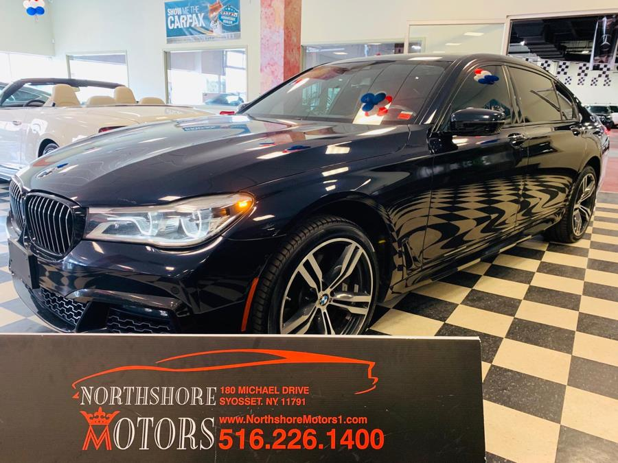Used BMW 7 Series 4dr Sdn 750i xDrive AWD 2016 | Northshore Motors. Syosset , New York