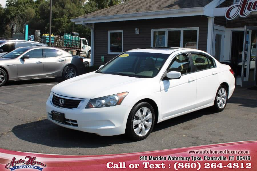 Used 2010 Honda Accord Sdn in Plantsville, Connecticut | Auto House of Luxury. Plantsville, Connecticut