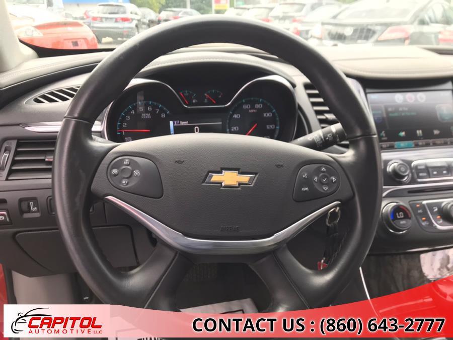 Used Chevrolet Impala 4dr Sdn LT w/1LT 2015 | Capitol Automotive 2 LLC. Manchester, Connecticut