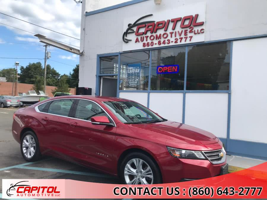 Used 2015 Chevrolet Impala in Manchester, Connecticut | Capitol Automotive 2 LLC. Manchester, Connecticut