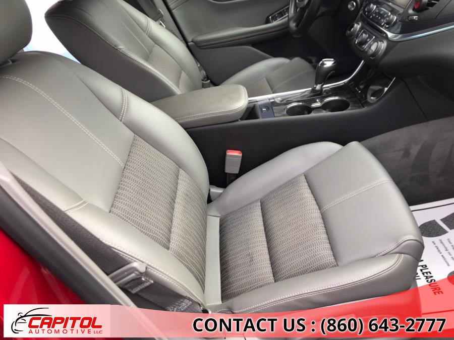 2015 Chevrolet Impala 4dr Sdn LT w/1LT, available for sale in Manchester, Connecticut | Capitol Automotive 2 LLC. Manchester, Connecticut