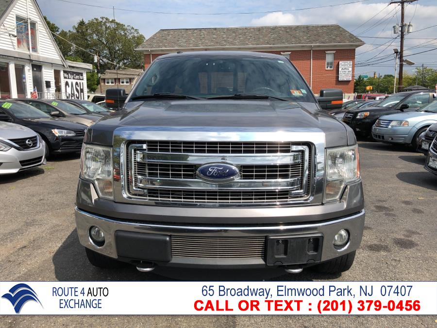 "Used Ford F-150 4WD SuperCab 145"" XLT 2013 
