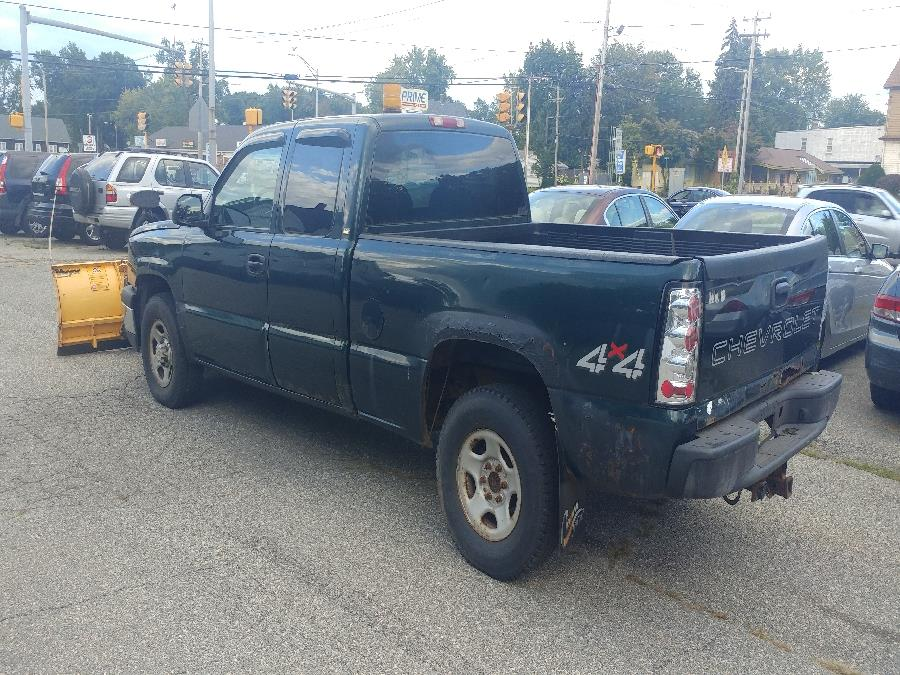 "Used Chevrolet Silverado 1500 Ext Cab 143.5"" WB 4WD 2003 