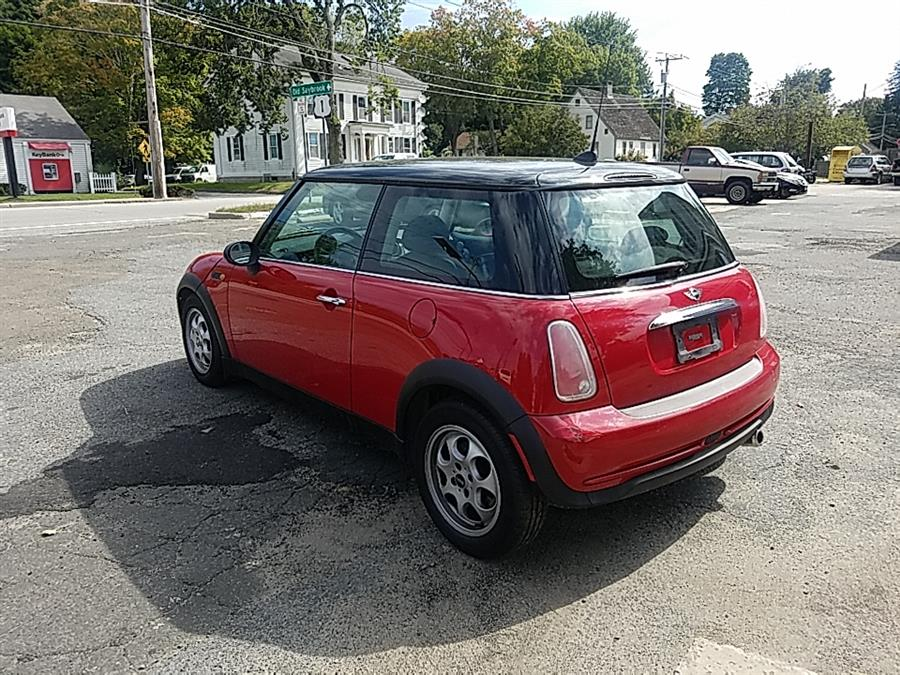 2005 MINI Cooper Hardtop 2dr Cpe, available for sale in Westbrook, Connecticut | Westbrook Auto Sales and Service LLC. Westbrook, Connecticut