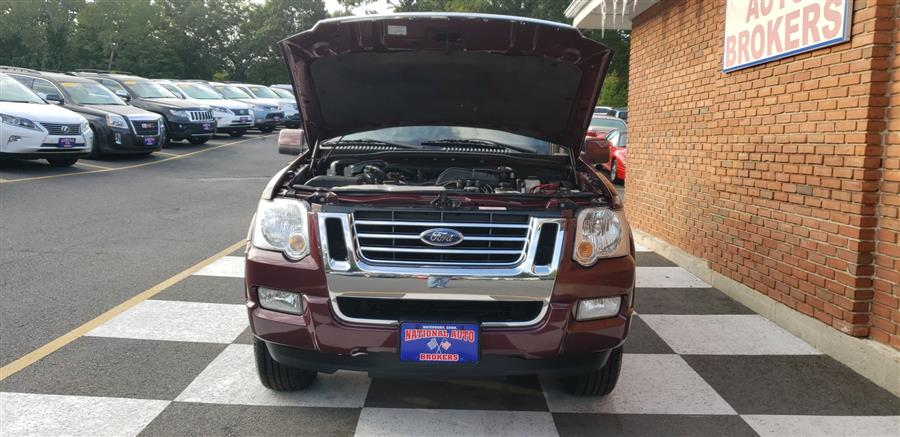 Used Ford Explorer Sport Trac 4WD 4dr V6 Limited 2008 | National Auto Brokers, Inc.. Waterbury, Connecticut