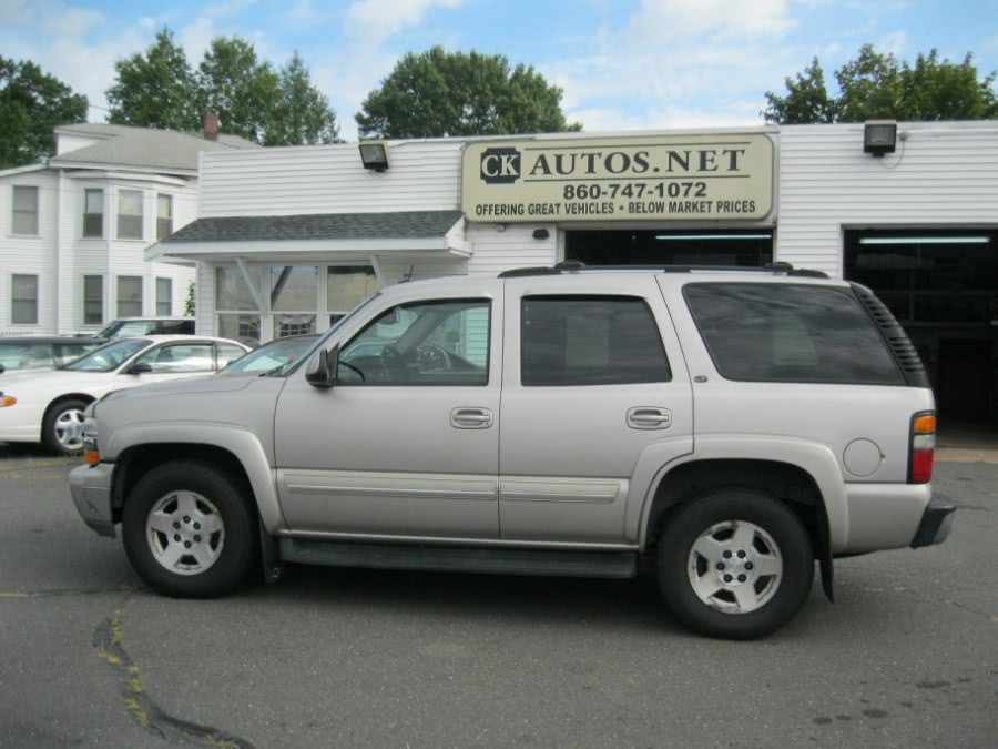 Used 2005 Chevrolet Tahoe in Plainville, Connecticut | CK Autos. Plainville, Connecticut