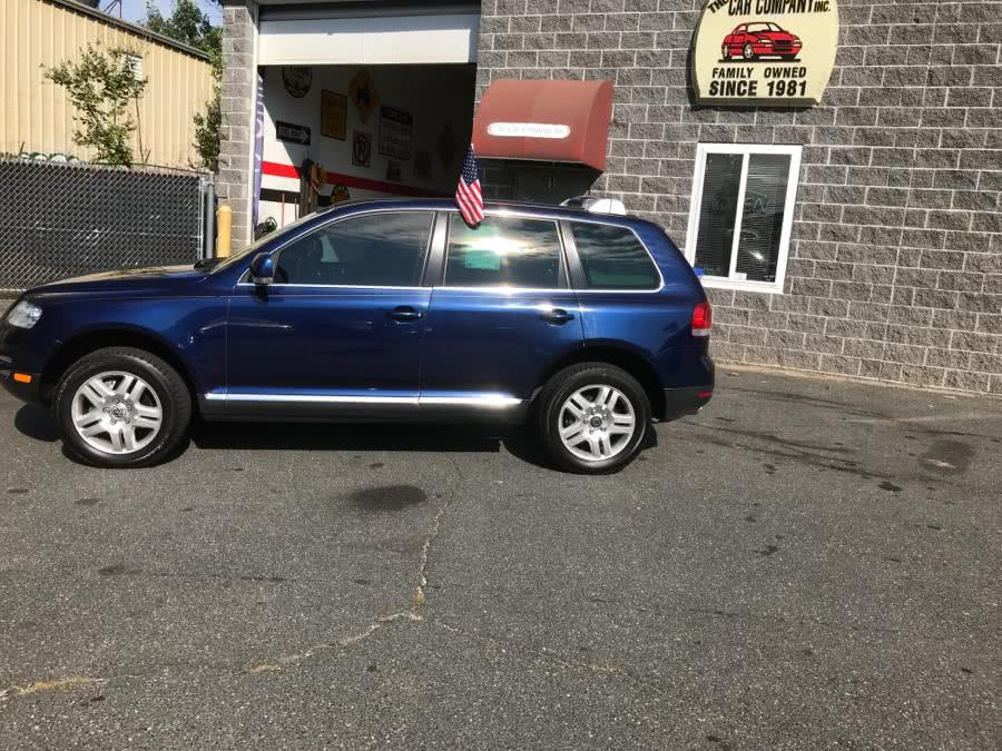 Used 2005 Volkswagen Touareg in Springfield, Massachusetts | The Car Company. Springfield, Massachusetts