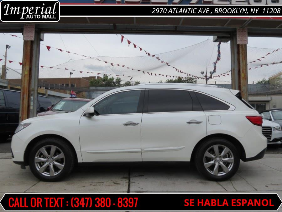 2016 Acura MDX SH-AWD 4dr w/Advance/Entertainment, available for sale in Brooklyn, New York   Imperial Auto Mall. Brooklyn, New York