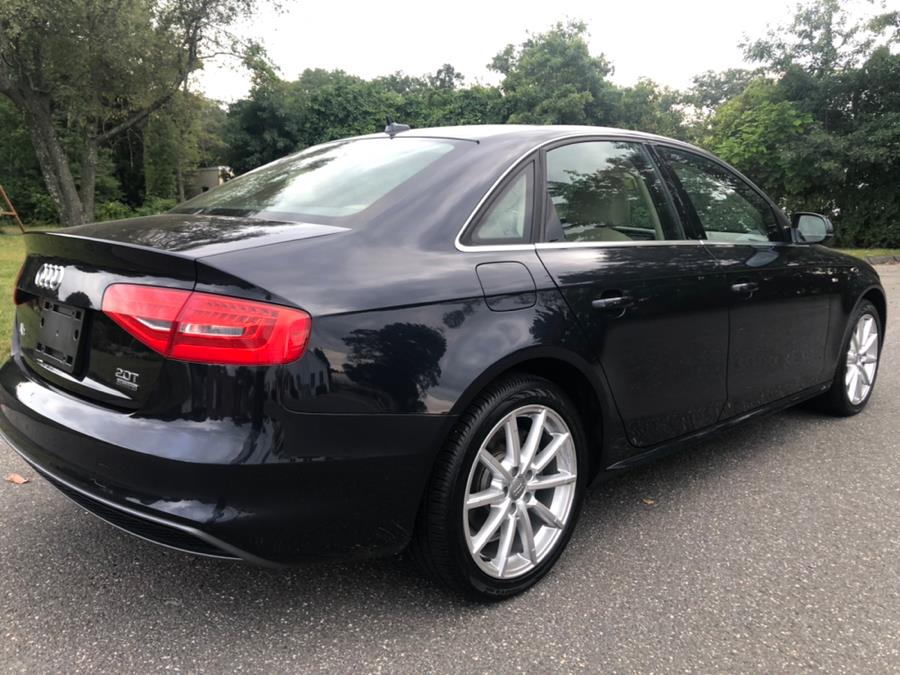 2015 Audi A4 4dr Sdn Auto quattro 2.0T Premium, available for sale in Agawam, Massachusetts | Malkoon Motors. Agawam, Massachusetts