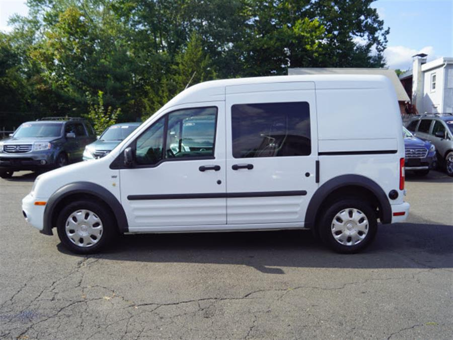 2013 Ford Transit Connect Cargo Van XLT, available for sale in Canton, Connecticut | Canton Auto Exchange. Canton, Connecticut