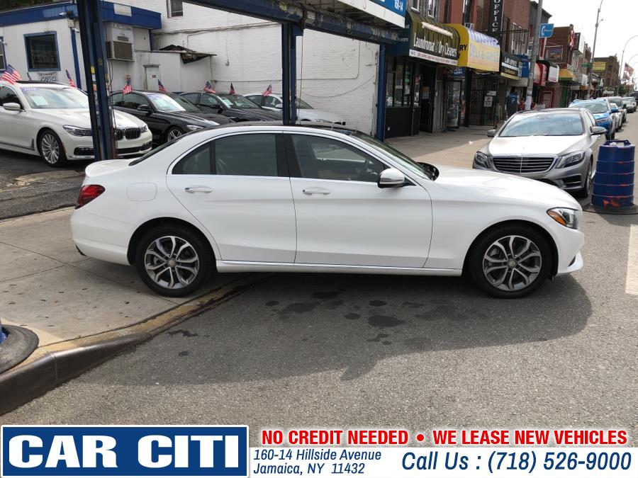 2016 Mercedes-Benz C-Class 4dr Sdn C 300 Luxury 4MATIC, available for sale in Brooklyn, New York | E Cars . Brooklyn, New York