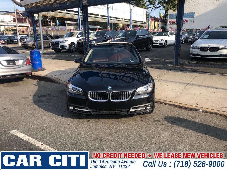 2016 BMW 5 Series 4dr Sdn 528i xDrive AWD, available for sale in Jamaica, New York | Car Citi. Jamaica, New York