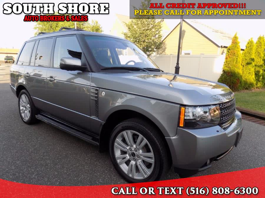 Used Land Rover Range Rover 4WD 4dr HSE LUX 2012 | South Shore Auto Brokers & Sales. Massapequa, New York