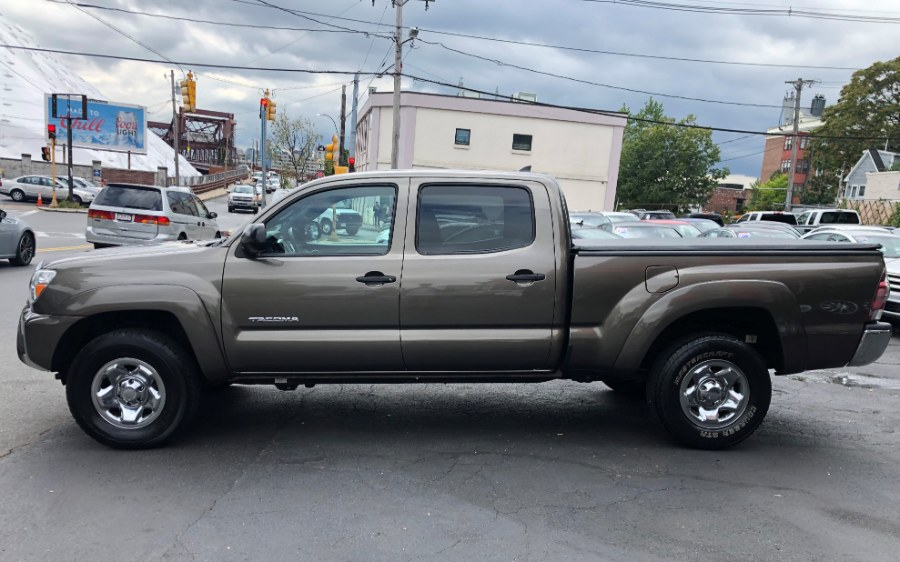 2015 Toyota Tacoma 4WD Double Cab LB V6 AT (Natl), available for sale in Chelsea, Massachusetts | Boston Prime Cars Inc. Chelsea, Massachusetts