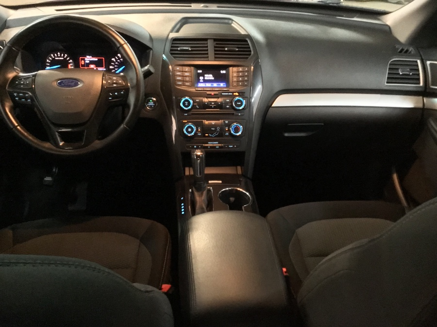 2016 Ford Explorer 4WD 4dr XLT, available for sale in Hillside, New Jersey | M Sport Motor Car. Hillside, New Jersey