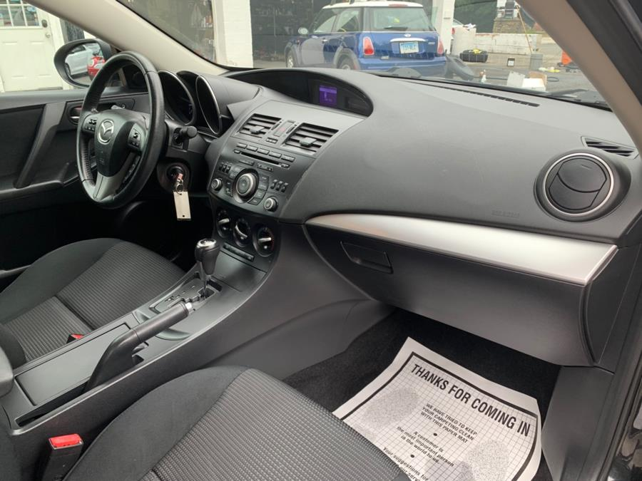 2012 Mazda Mazda3 4dr Sdn Auto i Touring, available for sale in Watertown, Connecticut | House of Cars. Watertown, Connecticut
