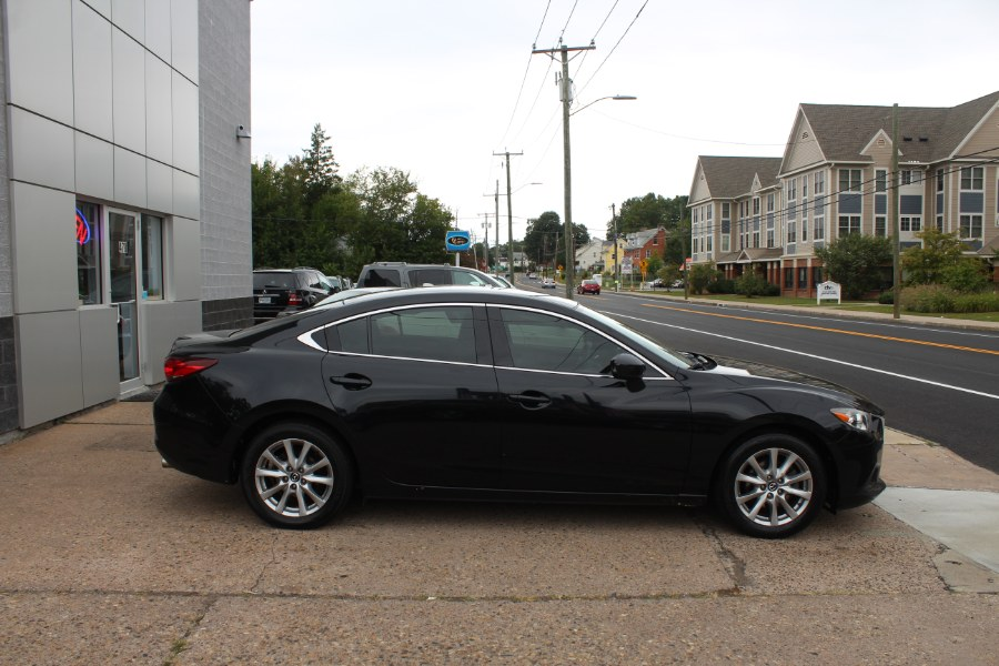 2015 Mazda Mazda6 4dr Sdn Auto i Sport, available for sale in Manchester, Connecticut | Carsonmain LLC. Manchester, Connecticut