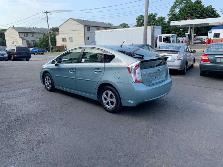 2012 Toyota Prius 5dr HB Two (Natl), available for sale in West Haven, Connecticut | Uzun Auto. West Haven, Connecticut