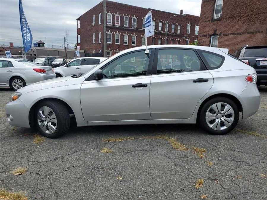 2008 Subaru Impreza Wagon 5dr Auto i w/Premium Pkg, available for sale in Springfield, Massachusetts | Absolute Motors Inc. Springfield, Massachusetts