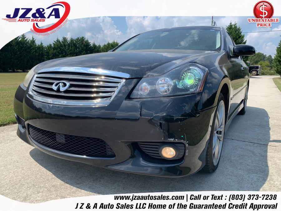 Used INFINITI M35 4dr Sdn RWD 2008 | J Z & A Auto Sales LLC. York, South Carolina