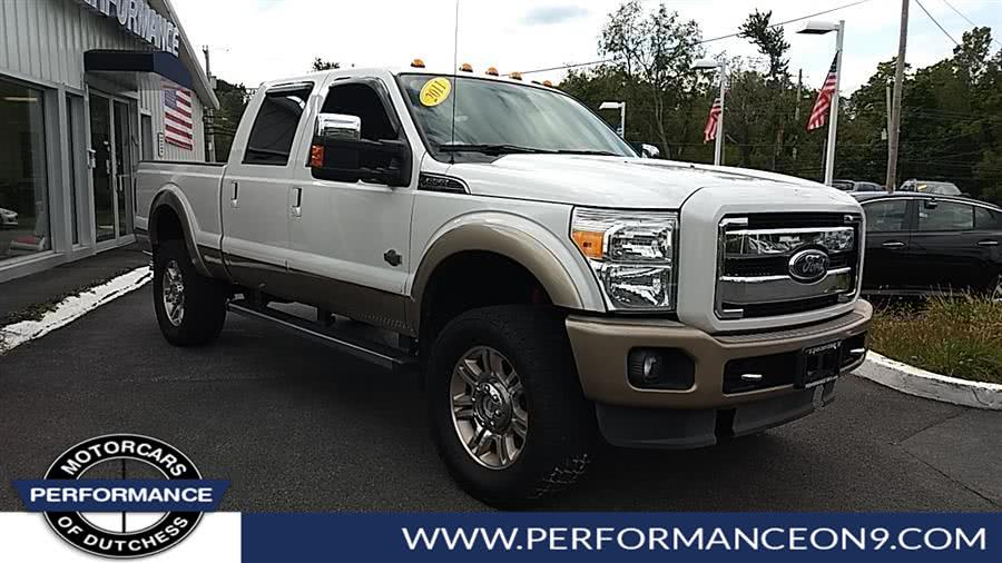 Used 2011 Ford Super Duty F-350 SRW in Wappingers Falls, New York | Performance Motorcars Inc. Wappingers Falls, New York