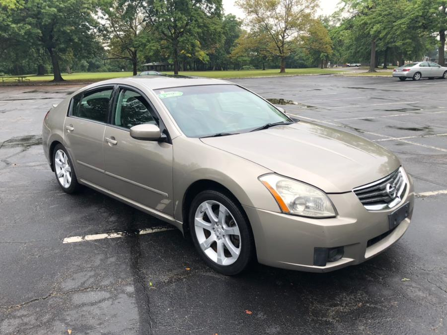 2007 Nissan Maxima 4dr Sdn V6 CVT 3.5 SE, available for sale in Lyndhurst, New Jersey | Cars With Deals. Lyndhurst, New Jersey