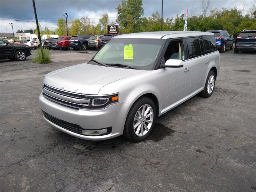 2019 Ford Flex Limited, available for sale in Watertown, New York   FX Caprara Used Car Center. Watertown, New York