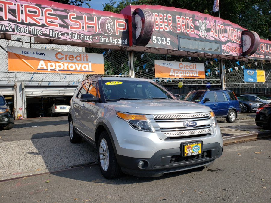 2014 Ford Explorer 4WD 4dr XLT, available for sale in Brooklyn, New York | Rubber Bros Auto World. Brooklyn, New York