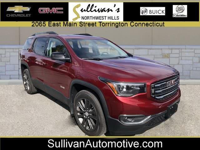 Used GMC Acadia SLT-1 2017 | Sullivan Automotive Group. Avon, Connecticut