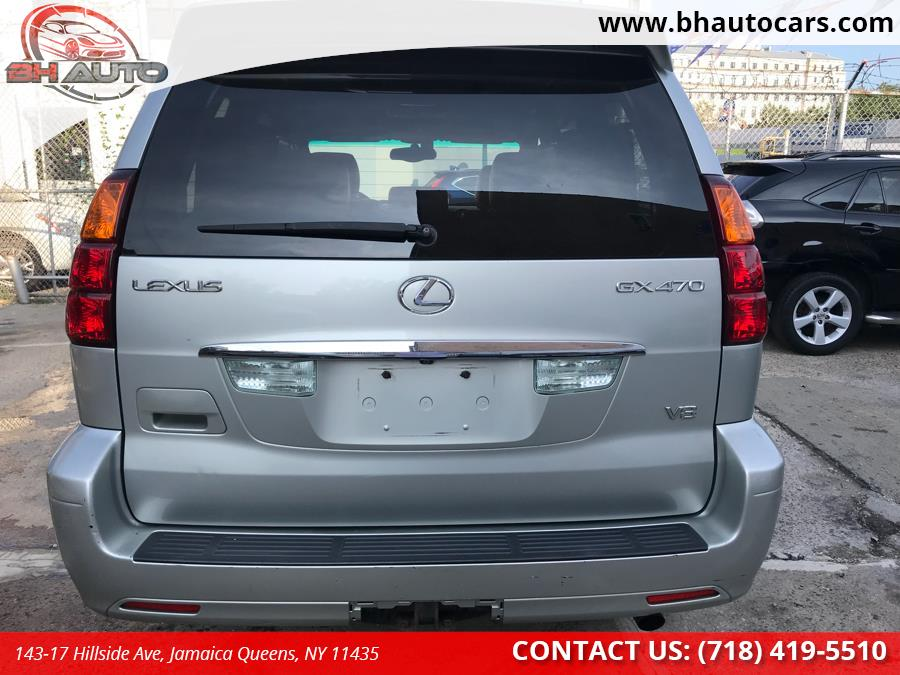 2005 Lexus GX 470 4dr SUV 4WD, available for sale in Jamaica Queens, New York | BH Auto. Jamaica Queens, New York