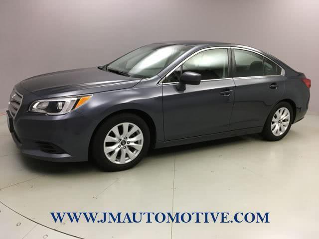 Used 2017 Subaru Legacy in Naugatuck, Connecticut | J&M Automotive Sls&Svc LLC. Naugatuck, Connecticut