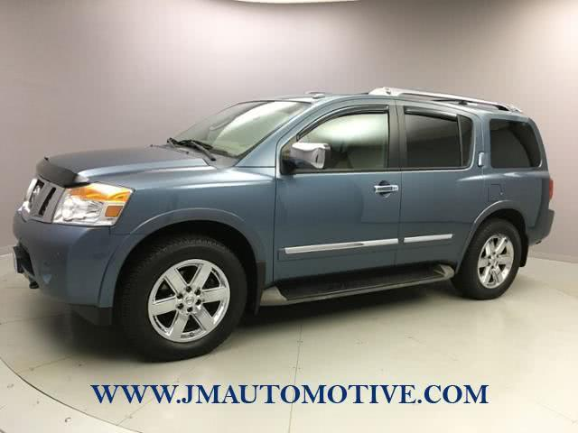 Used 2011 Nissan Armada in Naugatuck, Connecticut | J&M Automotive Sls&Svc LLC. Naugatuck, Connecticut