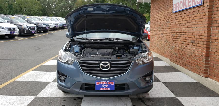 2016 Mazda CX-5 2016.5 AWD Touring, available for sale in Waterbury, Connecticut | National Auto Brokers, Inc.. Waterbury, Connecticut