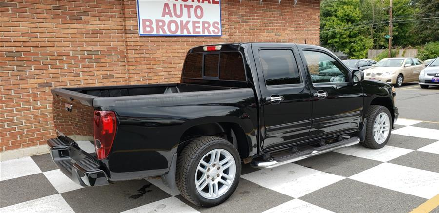 Used Chevrolet Colorado 2WD Crew Cab LT 2012 | National Auto Brokers, Inc.. Waterbury, Connecticut