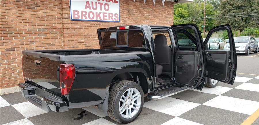 2012 Chevrolet Colorado 2WD Crew Cab LT, available for sale in Waterbury, Connecticut | National Auto Brokers, Inc.. Waterbury, Connecticut