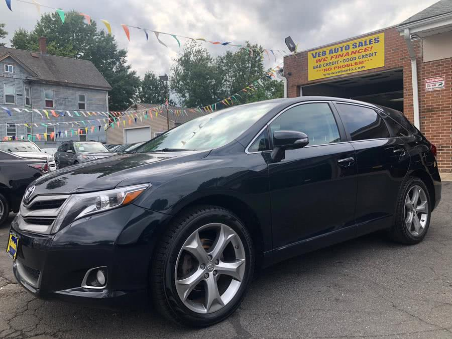 2013 Toyota Venza Limited AWD V6, available for sale in Hartford, Connecticut | VEB Auto Sales. Hartford, Connecticut
