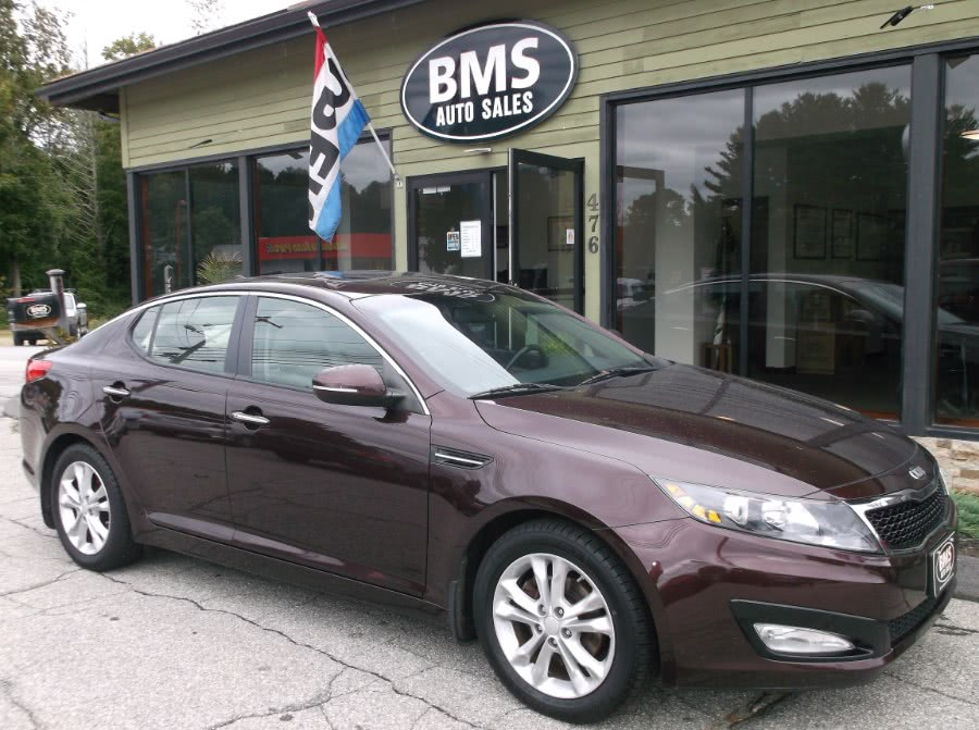 Used 2013 Kia Optima in Brooklyn, Connecticut | Brooklyn Motor Sports Inc. Brooklyn, Connecticut