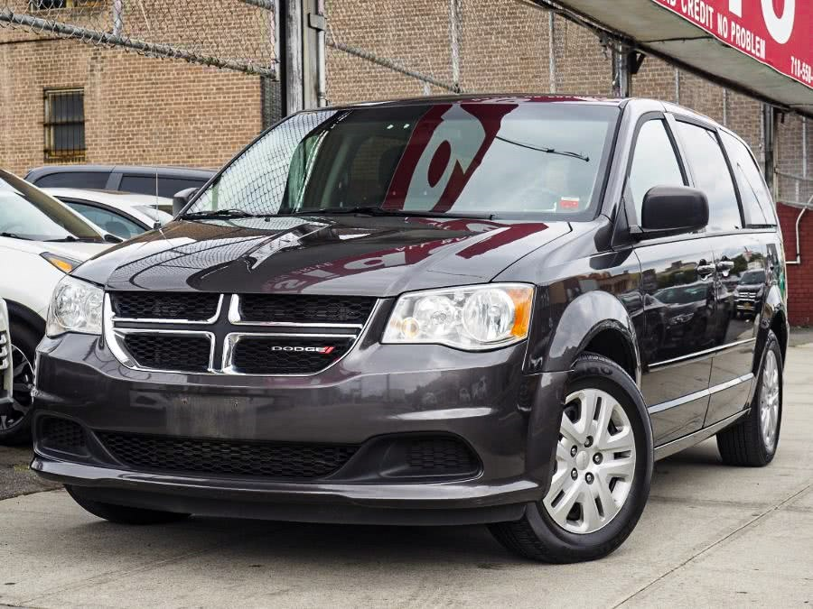 2016 Dodge Grand Caravan 4dr Wgn SE Plus, available for sale in Jamaica, NY