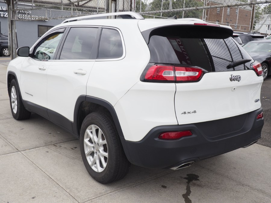 2015 Jeep Cherokee 4WD 4dr Latitude, available for sale in Jamaica, New York | Hillside Auto Mall Inc.. Jamaica, New York