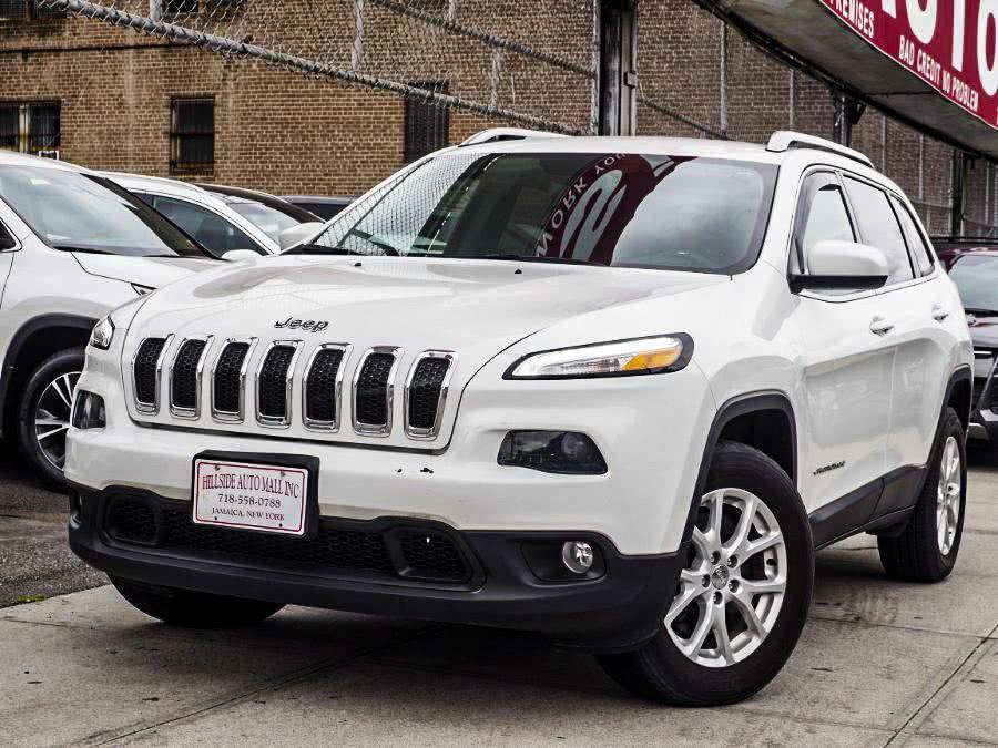 Used 2015 Jeep Cherokee in Jamaica, New York | Hillside Auto Mall Inc.. Jamaica, New York