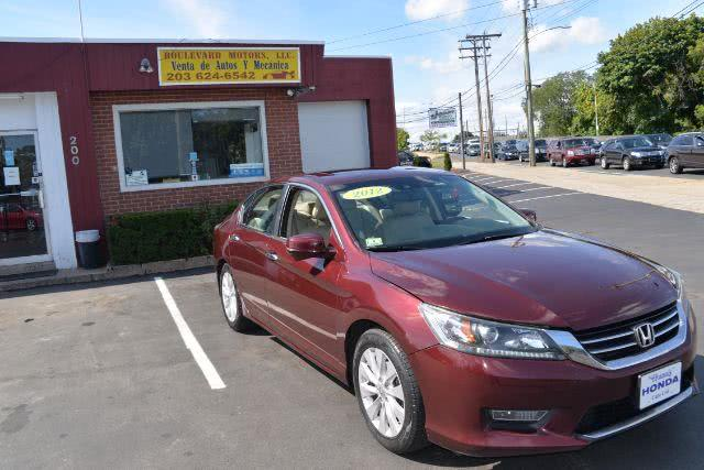 Used 2013 Honda Accord in New Haven, Connecticut | Boulevard Motors LLC. New Haven, Connecticut