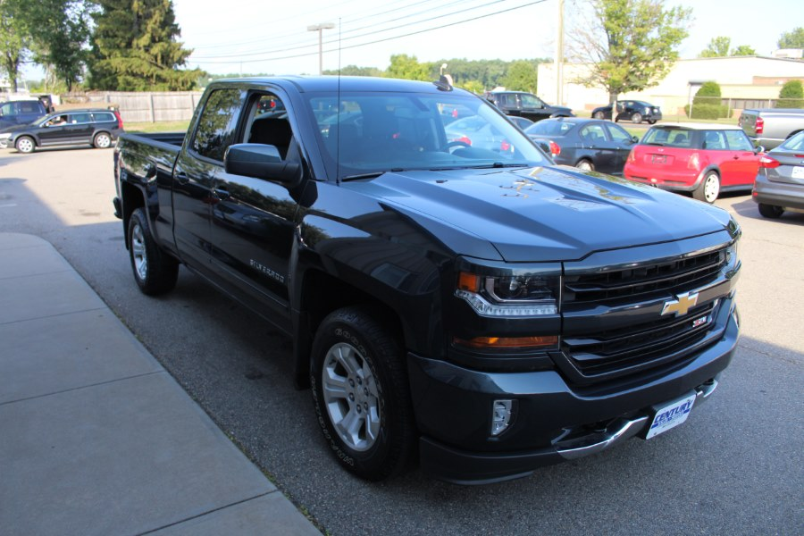 "Used Chevrolet Silverado 1500 4WD Double Cab 143.5"" LT w/2LT 2017 