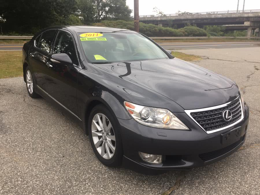 Used Lexus LS 460 4dr Sdn AWD 2011 | Danny's Auto Sales. Methuen, Massachusetts