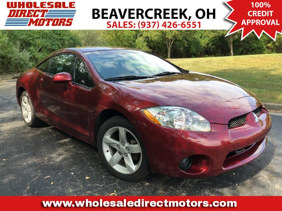 Used 2006 Mitsubishi Eclipse in Beavercreek, Ohio | Wholesale Direct Motors. Beavercreek, Ohio