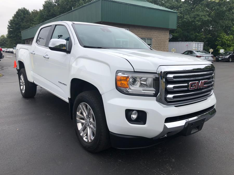 2017 GMC Canyon 4WD Crew Cab SLT, available for sale in Merrimack, New Hampshire   RH Cars LLC. Merrimack, New Hampshire