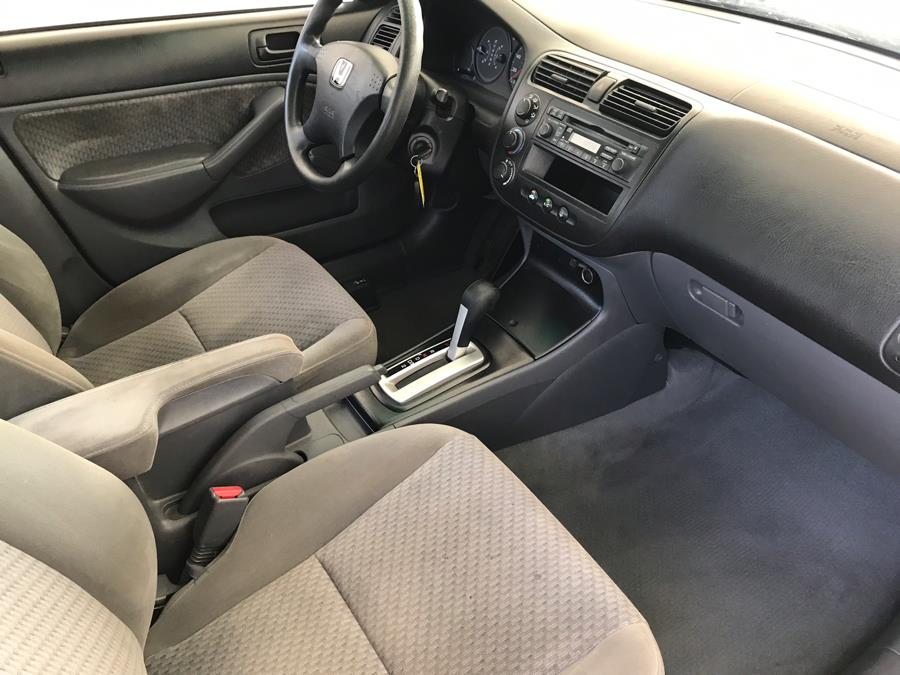 2005 Honda Civic Sdn VP AT, available for sale in Fitchburg, Massachusetts | A & A Auto Sales. Fitchburg, Massachusetts