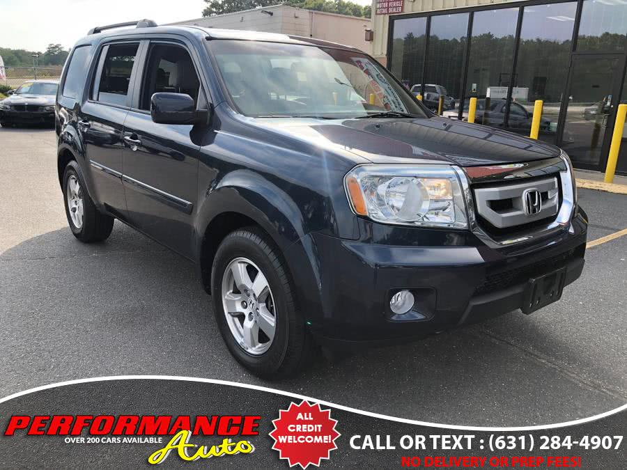Used Honda Pilot 4WD 4dr EX 2011 | Performance Auto Inc. Bohemia, New York