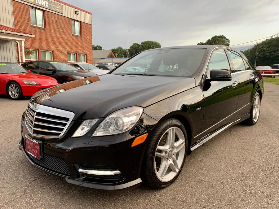 Used 2012 Mercedes-Benz E-Class in South Windsor, Connecticut | Mike And Tony Auto Sales, Inc. South Windsor, Connecticut